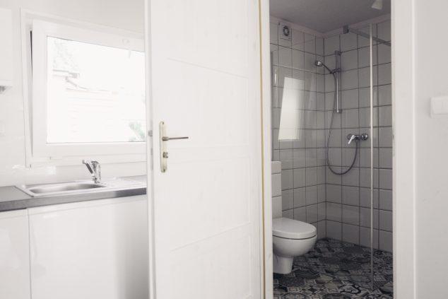 łązienka prysznic